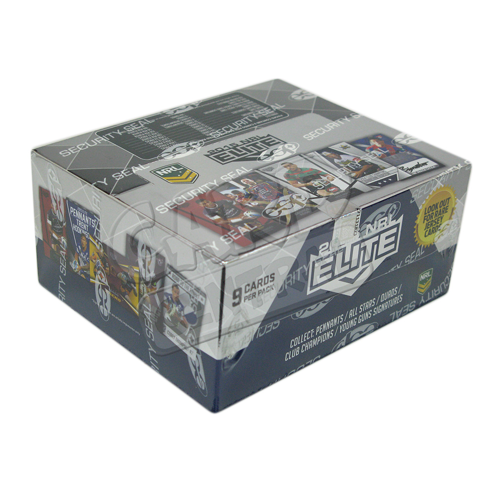 2015 nrl elite box 24 packets weekend deal card. Black Bedroom Furniture Sets. Home Design Ideas